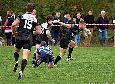 Bridgnorth victory against Shrewbury