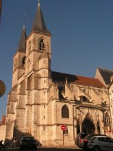 Chaumont Cathedral