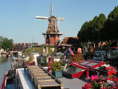 Windmill at Dokkum