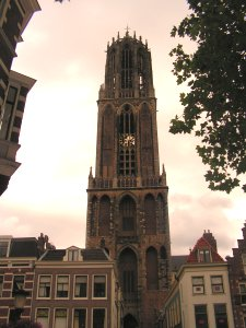 The Dom Tower in Utrecht