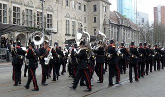Dutch Marine Corps band