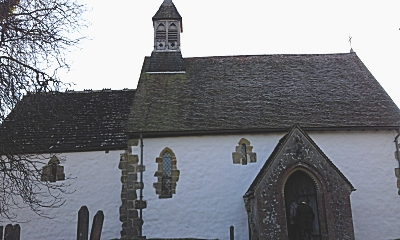 Hardham Church