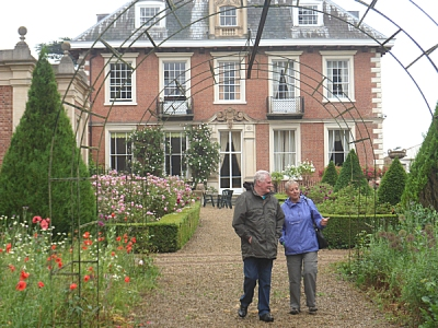 Highnam Court and the Harpers