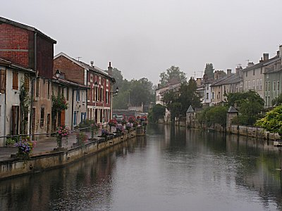 Joinville - the River Marne