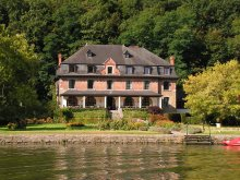 A lovely mansion on the River Meuse