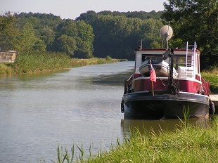 Mooring at Oisilly