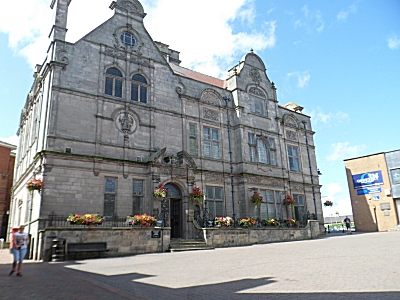 Oswestry town hall