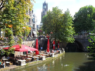 Il Pozzo on the Oudegracht in Utrecht