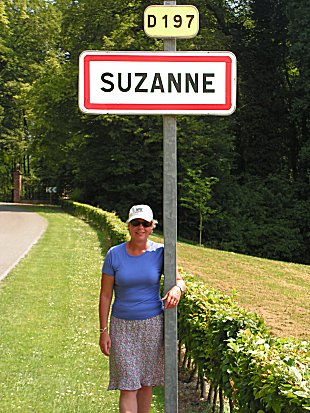 Susan at Suzanne