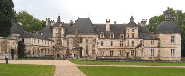 Tanlay Chateau