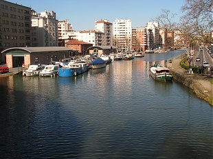 Toulouse port