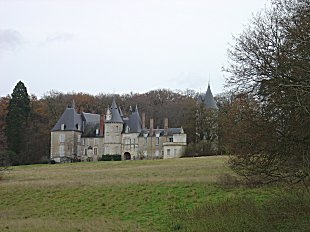 Chateau Tracy