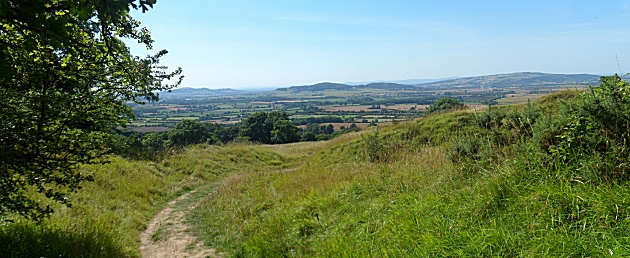 Wyche Way above Stanton