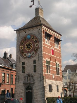 The Zimmer Tower, Lier