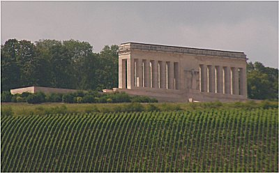 The Marne, Champagne and Verdun